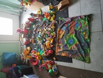 Big collection of little people kids toys in Yucca Valley, California