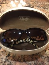 Authentic Coach Sunglasses in Camp Lejeune, North Carolina