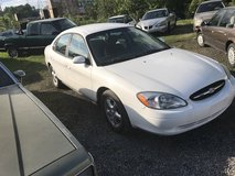2002 Ford Taurus in Fort Campbell, Kentucky