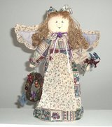 FREE Homespun Creations Plush ANGEL Doll Home Decor in Morris, Illinois