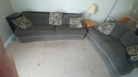 Selling couch + loveseat in Naperville, Illinois
