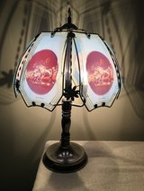 Unicorn touch lamp in Fort Campbell, Kentucky
