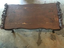 Orienitail style coffee table in Fort Campbell, Kentucky