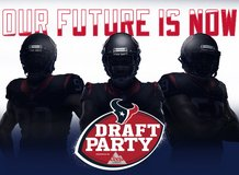 ****** (1-4) Texans 2107 NFL Draft Party Tickets - Thurs, April 27 - Call Now ****** in League City, Texas