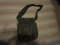 Allen Shooter's Divided Shotgun Shell Pouch with Adjustable Belt Canvas Green in Alamogordo, New Mexico