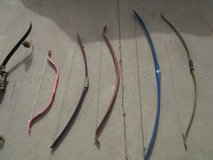 Handmade pvc bows (set) in Alamogordo, New Mexico