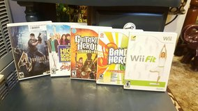 wii games for all in Fairfield, California