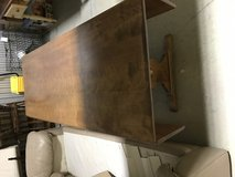 Solid maple table for sale in Baytown, Texas