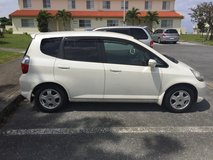 Honda Fit in Okinawa, Japan