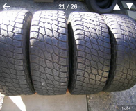 Nitto terra grapplers in Travis AFB, California