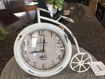 Cute Bicycle Clock in Naperville, Illinois