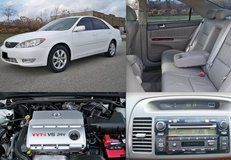 2006 Toyota Camry XLE 1 owner mint condition in Fort Lewis, Washington