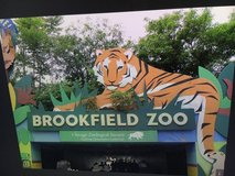 Brookfield zoo tickets , attractions passes in Lockport, Illinois