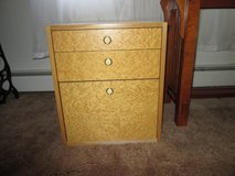 WOODEN TWO DRAWER FILE CABINET in Sandwich, Illinois