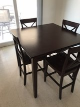 3.5x3.5 square table! in Nellis AFB, Nevada