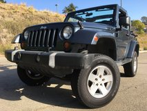 Jeep Wrangler Sahara 4x4 Lifted in Fort Irwin, California
