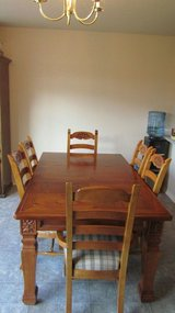 Dinning Table and Hutch in Converse, Texas
