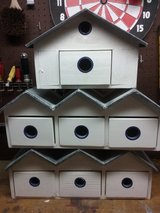 Bird houses w drawers in Naperville, Illinois