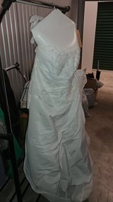 David's Bridal wedding dress in Lawton, Oklahoma
