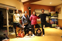 Yoga Teacher Training  Course (Yoga Alliance Registered, RYS 200) in Misawa AB, Japan