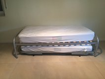 Trundle style bed in Ramstein, Germany