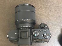 Sony A7 II with lenses and grip in Okinawa, Japan