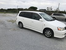 2000 Toyota Gaia Van - 7 seater JCI good for another year! in Okinawa, Japan