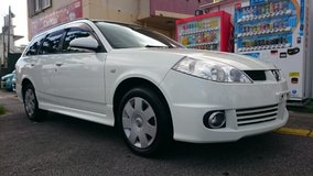 $2500 NISSAN WING ROAD WITH NEW JCI AND STANDARD WARRANTY!! in Okinawa, Japan