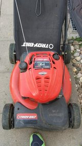 LAWN MOWER  GAS by TROY BILT 190cc in Stuttgart, GE