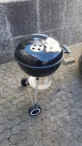 Weber grill in Ramstein, Germany