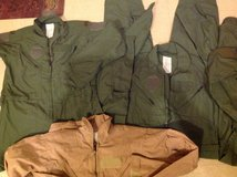 Lot of Four Nomex Flight Suits in Okinawa, Japan