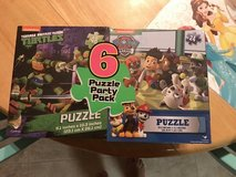Pack of 6 puzzles in Warner Robins, Georgia