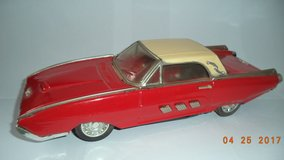1:18 FORD THUNDERBIRD 1963 Tin Toy Friction Car 27cm MF-203 China in Ramstein, Germany