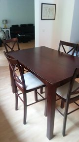 Dining table in Ramstein, Germany