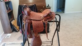 "Kid's 12"" saddle in Bolingbrook, Illinois"