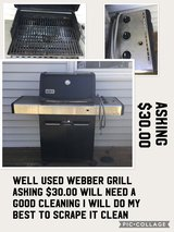 Webber grills in Lockport, Illinois
