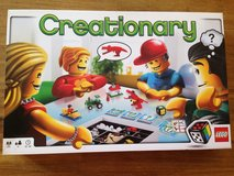 Creationary Board Game - excellent shape, like new in Grafenwoehr, GE