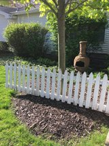 Picket Fence in Lockport, Illinois