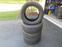 Set of 4 Hankook Ventus V2 Concept 245/50R16 Tires in Aurora, Illinois