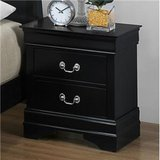 Brand new 2 drawer nightstand still in box in Camp Lejeune, North Carolina