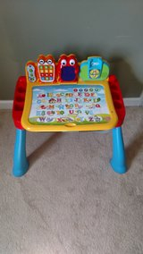 VTech touch and learn activity desk in Perry, Georgia