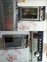 Combi Grill microwave 220V in Ramstein, Germany