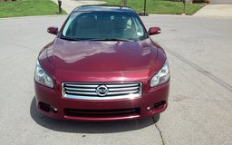 2012 NISSAN MAXIMA SV PREMIUM in Fort Campbell, Kentucky