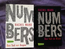 Teen Category (German) - Rachel Ward, Books One and Two of the Numbers Series in Grafenwoehr, GE