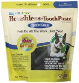 ARK Naturals PRODUCTS for PETS 326070 12-Ounce Breath-Less Chewable Brushless Toothpaste, Small/... in Chicago, Illinois