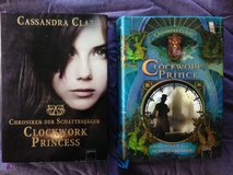 Teen Category (German) - Cassandra Clare, Books Two and Three of the Clockwork Series in Grafenwoehr, GE