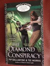 Teen Category - Ballantine & Morris, The Diamond Conspiracy in Grafenwoehr, GE