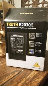 Behringer Truth B2030A studio monitor. in Lake Charles, Louisiana