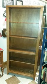 Tall Oak Bookshelf in Fort Leonard Wood, Missouri