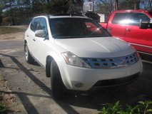 2004 Nissan Murano SL in Columbus, Georgia